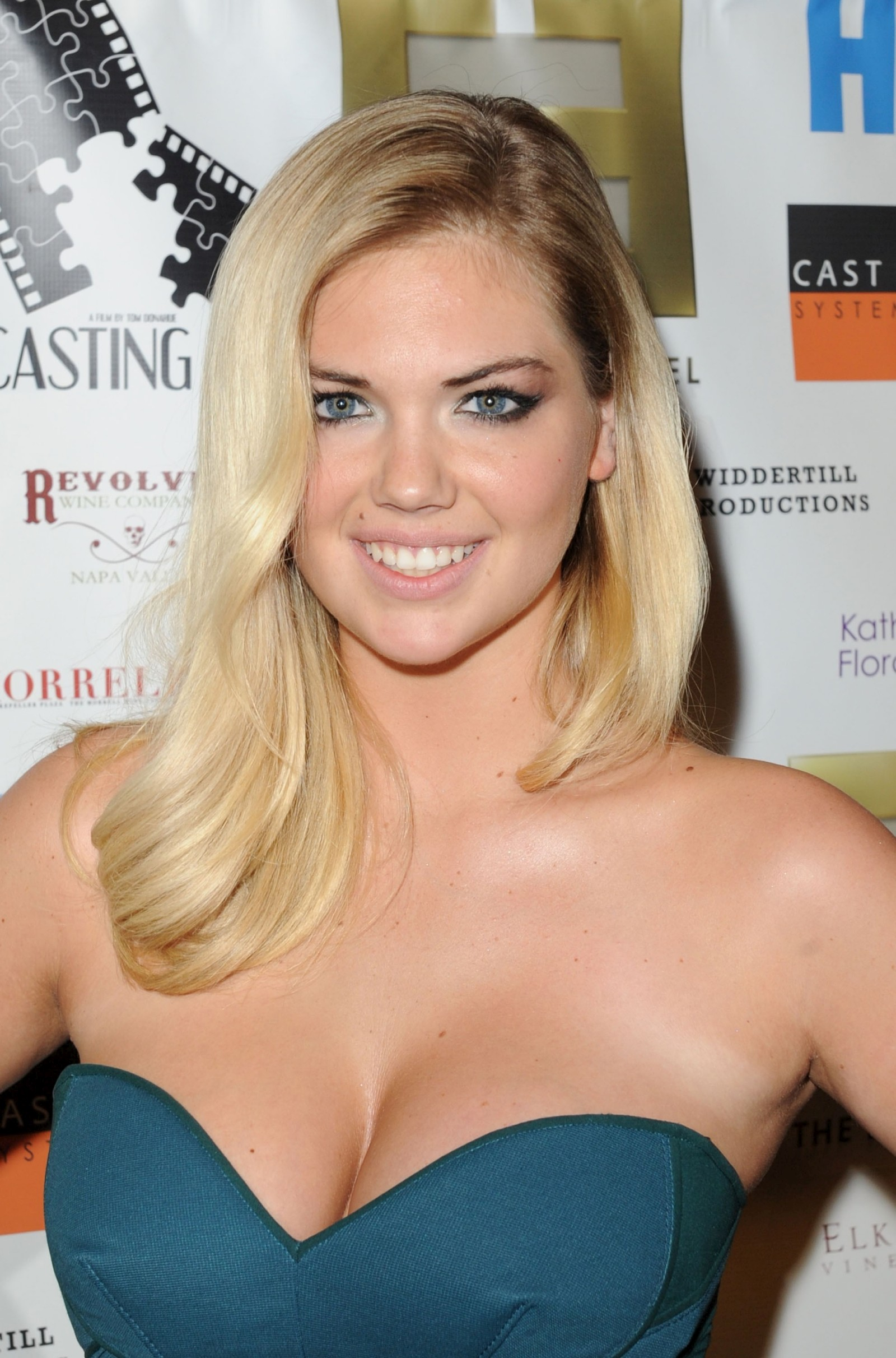 Kate Upton – No Premiere In New York