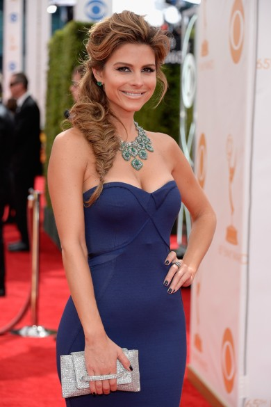 Maria-Menounos-65th-Annual-Emmy-Awards-6